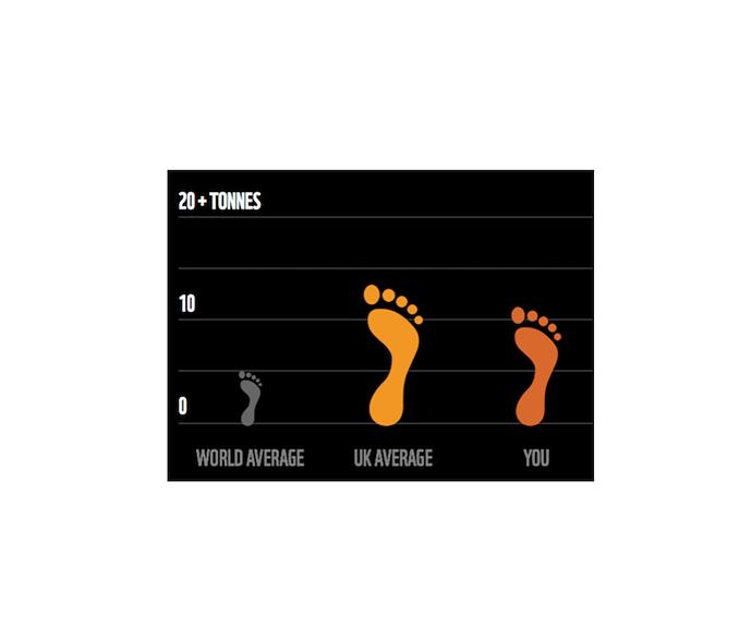 My C02 Footprint!