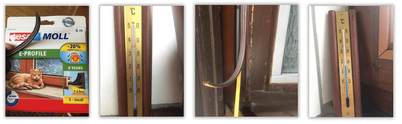 WindowInsulationCollage